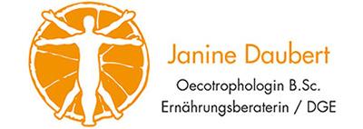 Janine Daubert – Ernährungsberatung und -therapie Logo